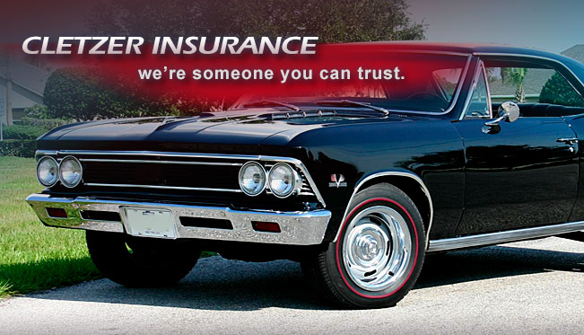 Cletzer Insurance : We're Someone You Can Trust